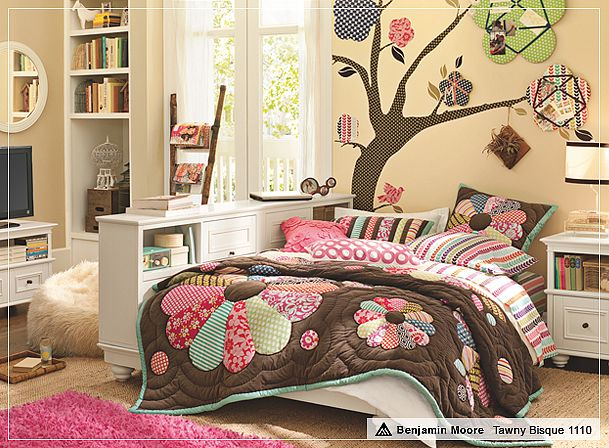 Tween Bedrooms 8 Key Elements To Decorating Success