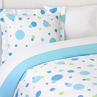 Bubble Duvet Cover & Sham