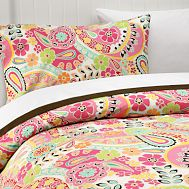 Paisley Pop Duvet Cover & Pillowcases