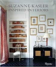 Suzanne Kasler: Inspired Interiors by Suzanne Kasler: Book Cover