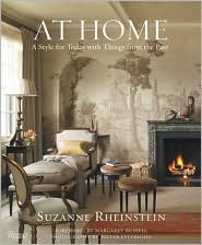 At Home: A Style for Today with Things from the Past by Suzanne Rheinstein: Book Cover