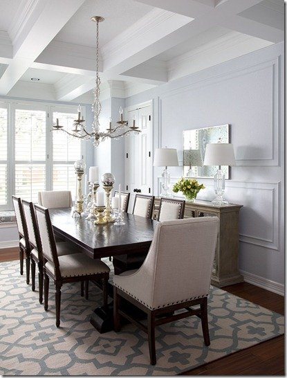 Interior Design Austin Dining Room