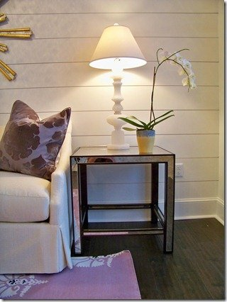 heather scott home mirrored end tables