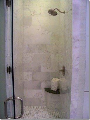 custom shower tile, heather scott austin