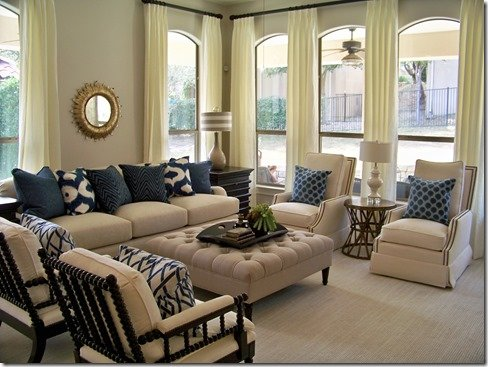 interior design austin, home furnshing, sofa and chairs