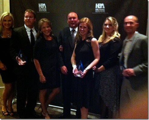 Austin Home Builders Awards