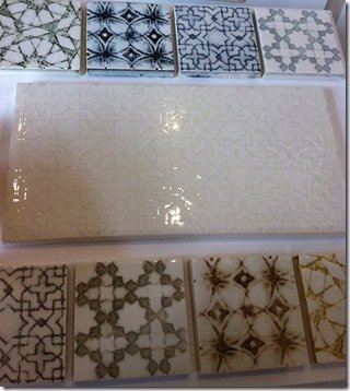 Decorative tile, austin, heather scott, 1