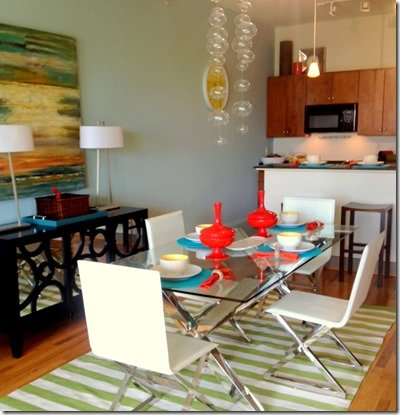 Heather scott home and design, loft breakfast room, close