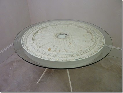 Medallion Table