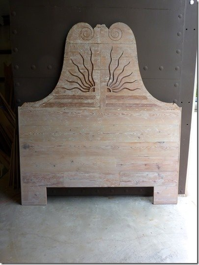 Sunburst Headboard