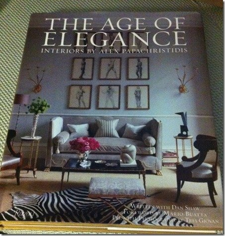 Alex Papachristides The Age of Elegance