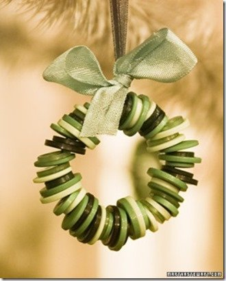 martha stewart ornament idea